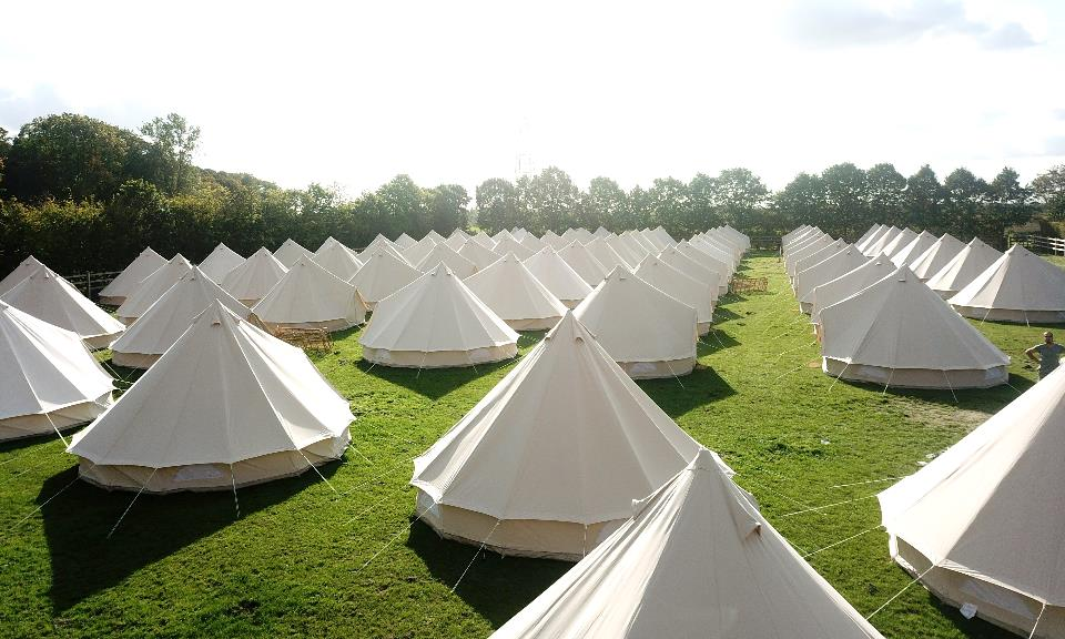 canvas tents how to make money glamping blog