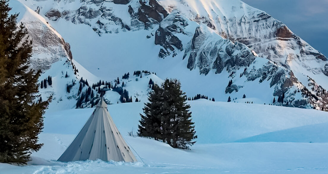 History of the Tipi Tent