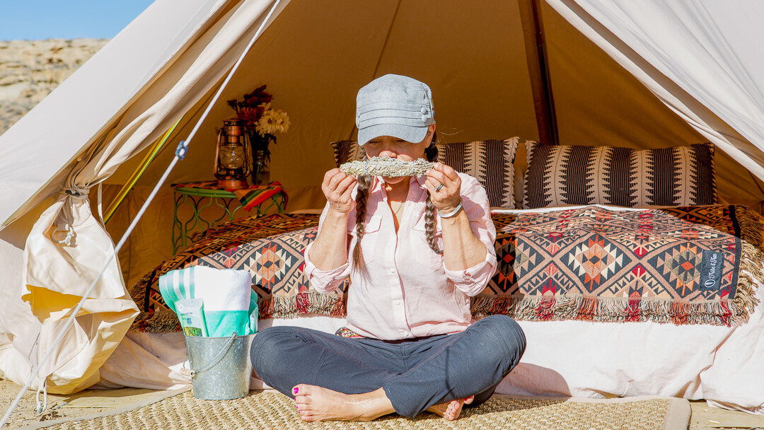 CanvasCamp Spotlight: Glamping with Heritage Inspirations
