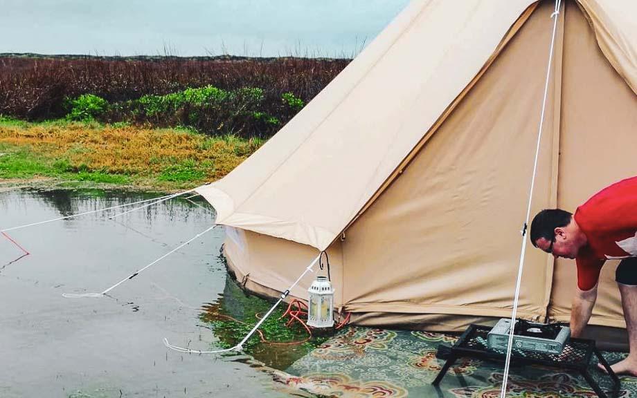 Best Tent Floor
