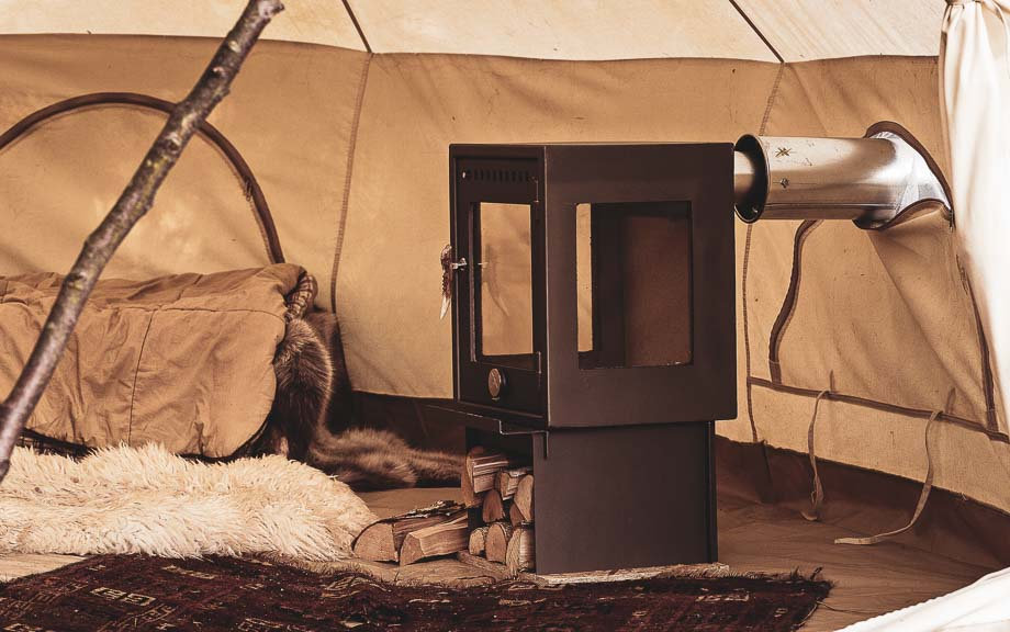 Tent Stove Types
