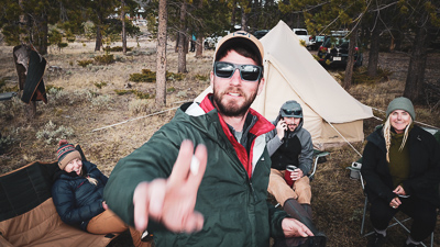 COVID-19 Camping Tips