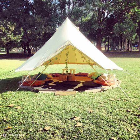 Canvas Camp(キャンバスキャンプ)『SIBLEY 400 PROTECH』