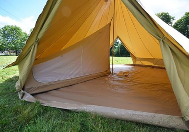4 person c&ing tent & Sibley 600 ProTech DD | Canvas Tents | 100% Cotton | Canvascamp ...