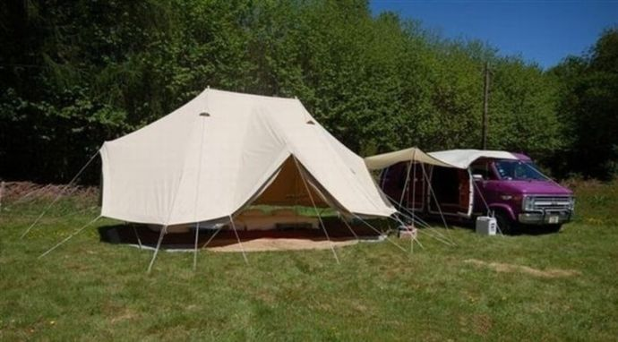festival 4 person tents & Sibley 600 Twin Standard| Canvas Tents | 100% Cotton | Canvascamp ...