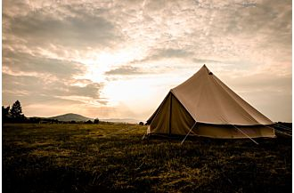 400 pro bell tents festival
