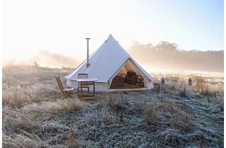 sibley 500 deluxe bell tent exotic beach camping