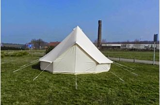 sibeley 500 diamond fire bell tent fireproof