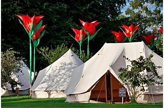 sibley 600 twin ultimate bell tent glamping