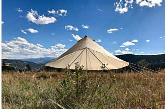 Sibley Bell Tent Fly