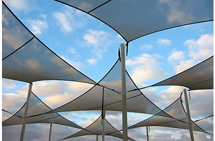 Toldo Triangular CoolAir