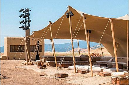 Flex 100 Event Tent