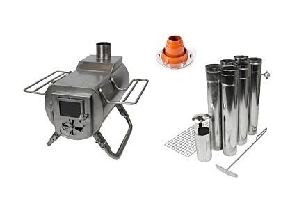 gstove portable woodburning tent stove