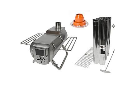 gstove portable woodburning tent stove