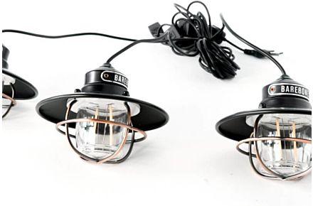 Barebones Edison Lichterkette