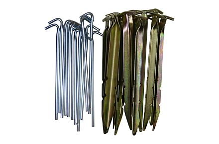 PRO Peg and Stake Set