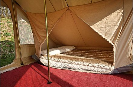 roman deluxe inner tent bell group tent