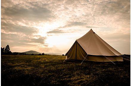 400 pro bell tents festival