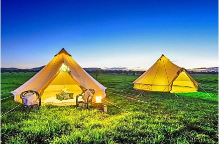 Sibley 450 Ultimate SE Canvas Bell Tent