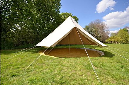 sibly 600 bell tent luxury glamping lake side