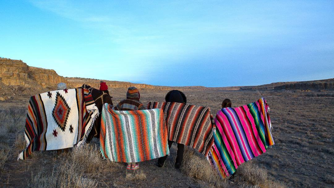 Tribe and True Blankets
