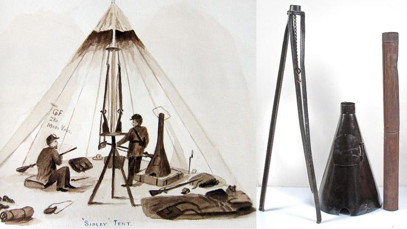Sibley Tent Stove