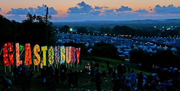 Top Music Festival Camping in Europe - Glastonbury