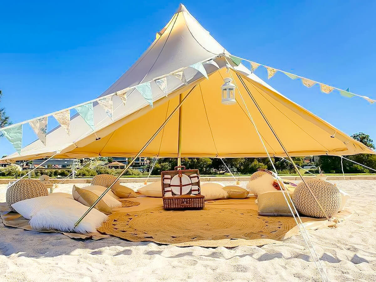 CanvasCamp | Sibley Tents | Canvas Tents | Free Shipping