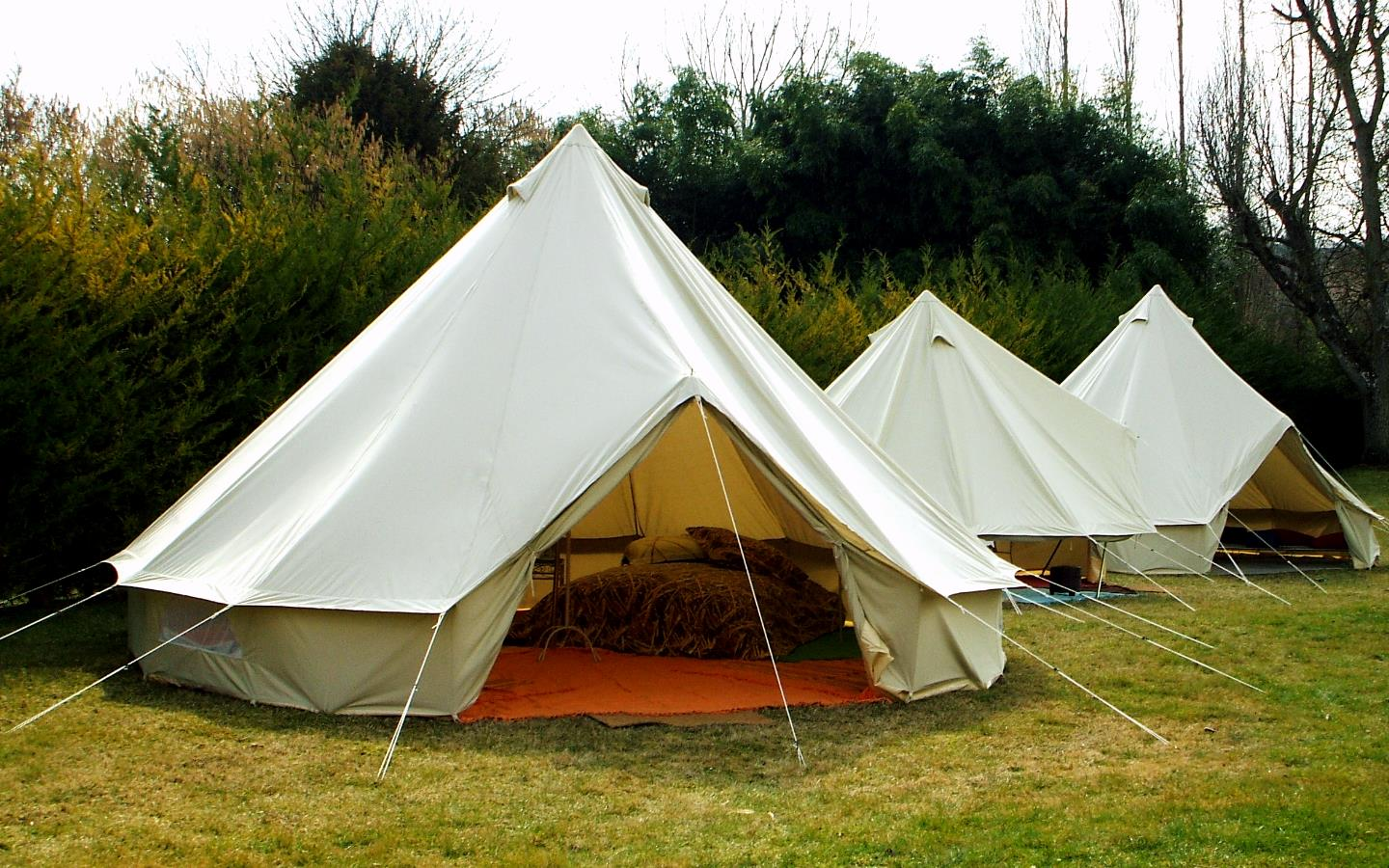 TRUSTED SOURCE FOR QUALITY CANVAS TENTS & CanvasCamp | 100% Cotton Canvas Tents | Free Delivery - CanvasCamp