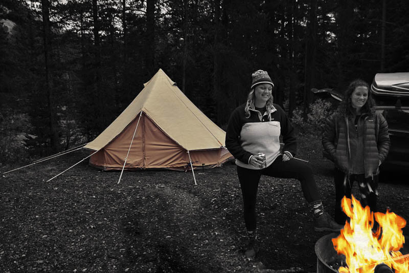 CanvasCamp Tent