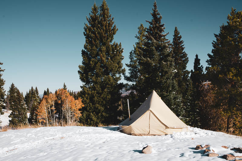Sibley Bell Tent Series