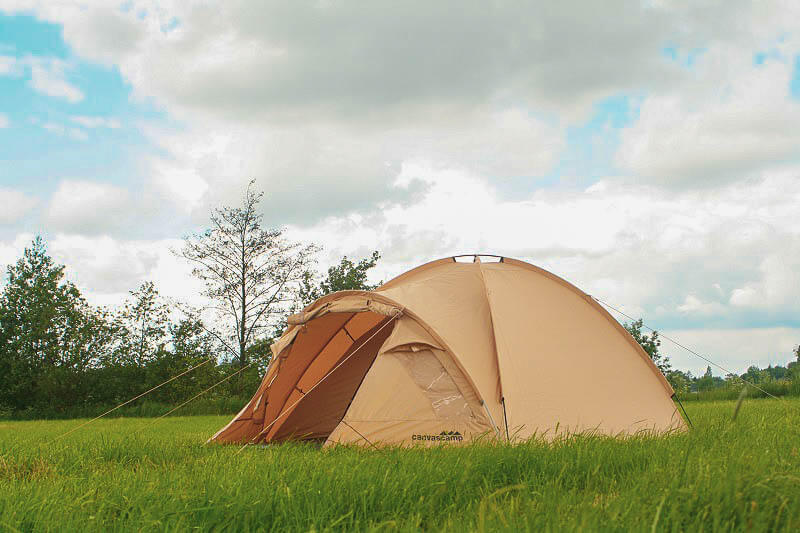 Canvas Dome Tent 2 Man