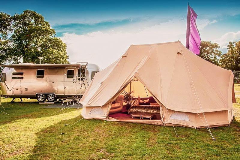 Festival Glamping Tent