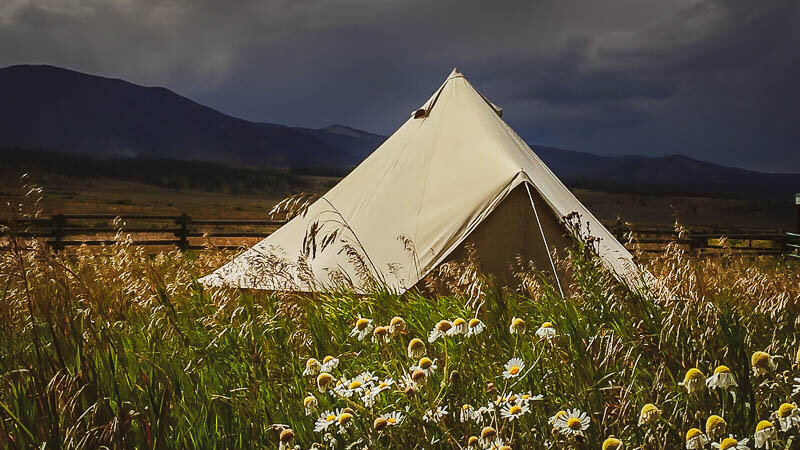 Quality Canvas Tent