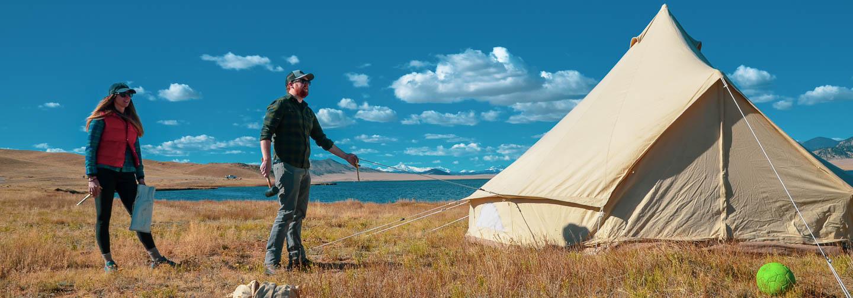 Sibley Canvas Tent Sale 2019