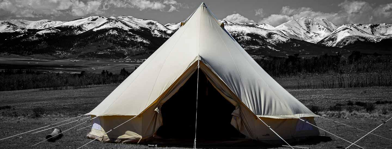 Sibley Canvas Tent Sale 2020