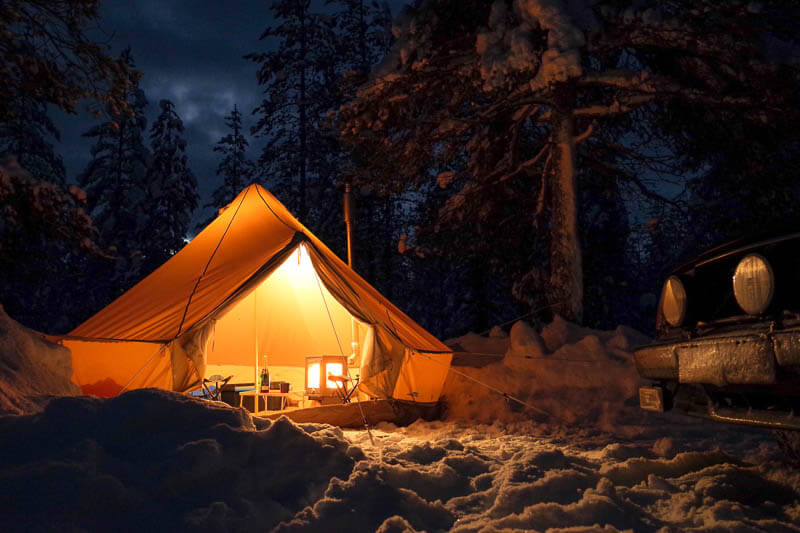 Four Season Tents