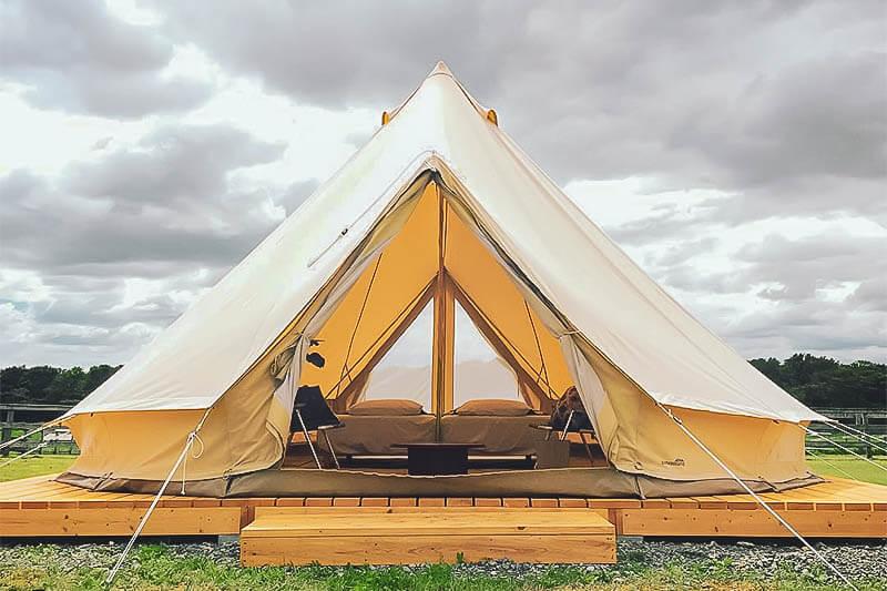 Double Door Tents