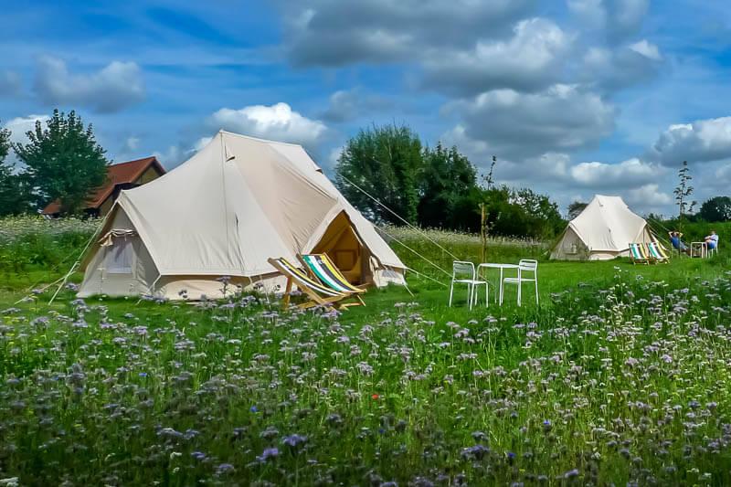 Large Canvas Tents