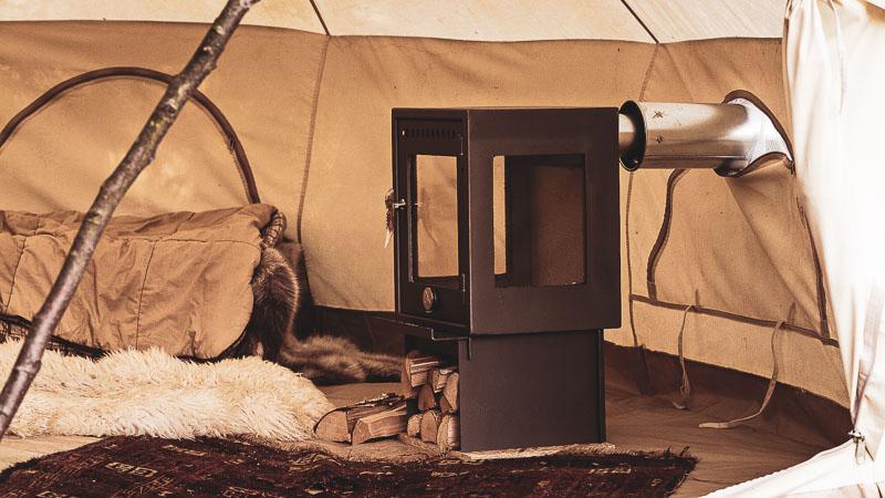 Tent Stove Type