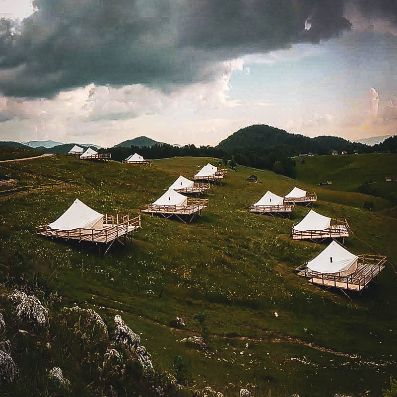 Dropshipping Canvas Tents CanvasCamp