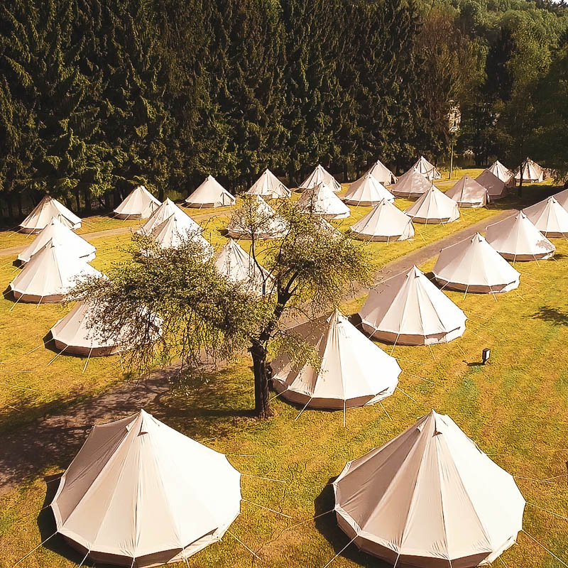 Volume Discount Canvas Tents CanvasCamp