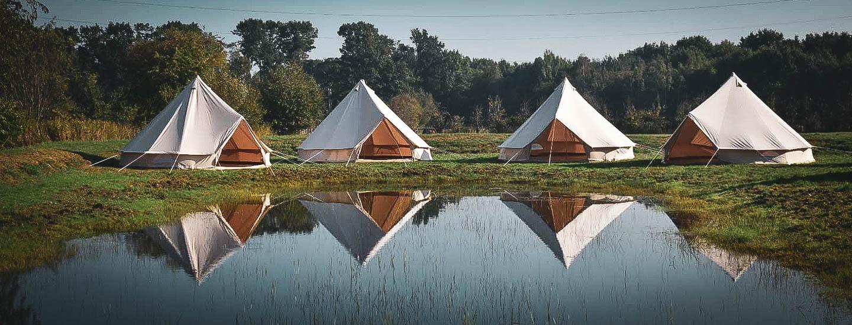 Wholesale Canvas Tents