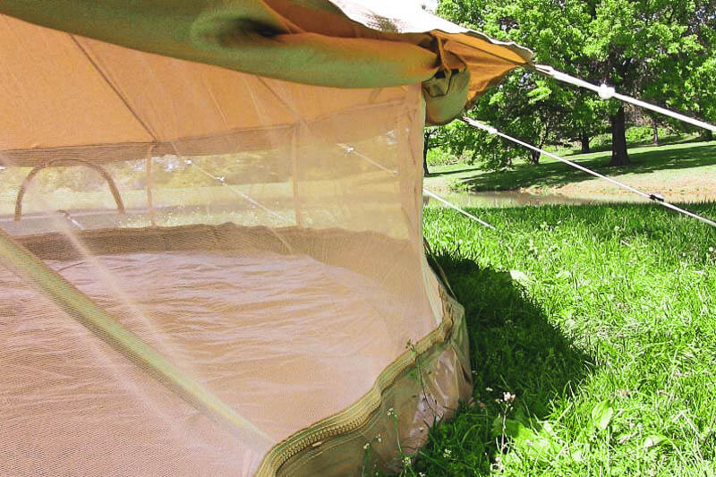 Canvas Tent Ventilation