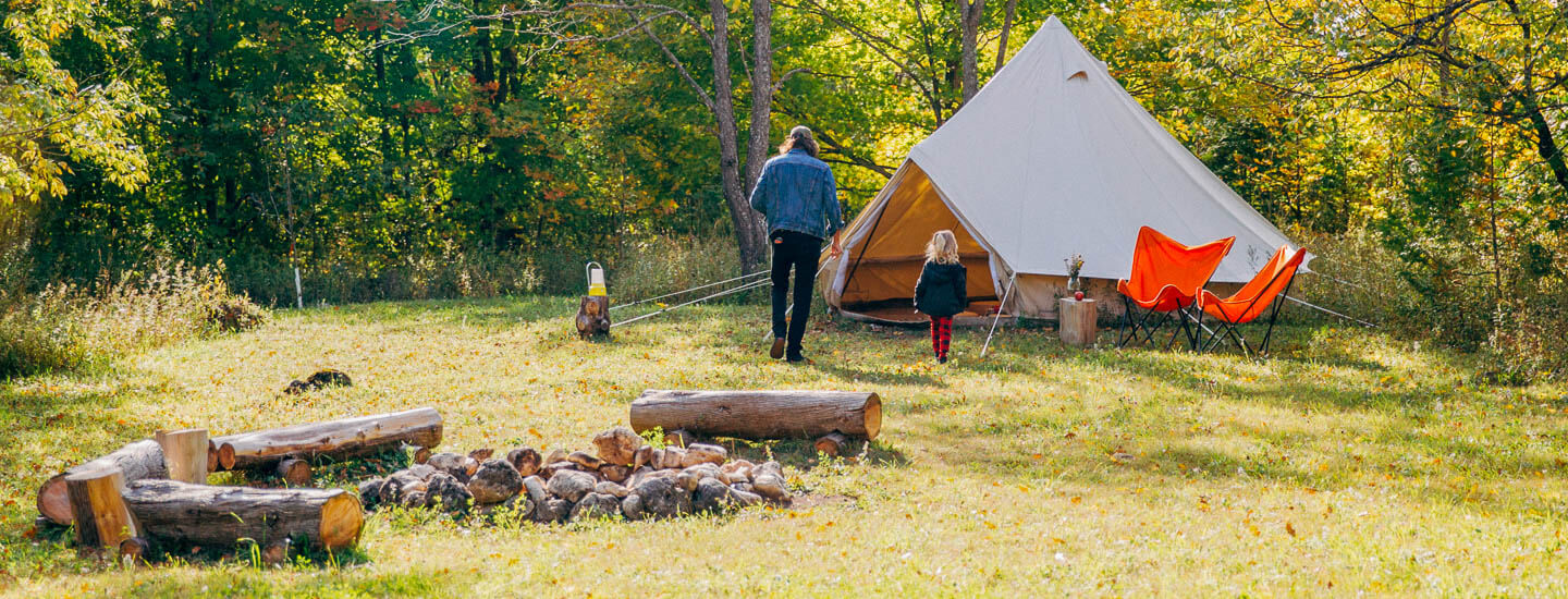 Why Canvas Tents Rule