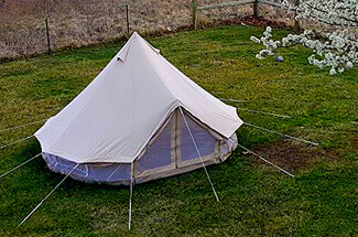CanvasCamp | 100% Cotton Canvas Tents | Free Delivery