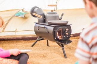 CanvasCamp Portable Tent Stoves