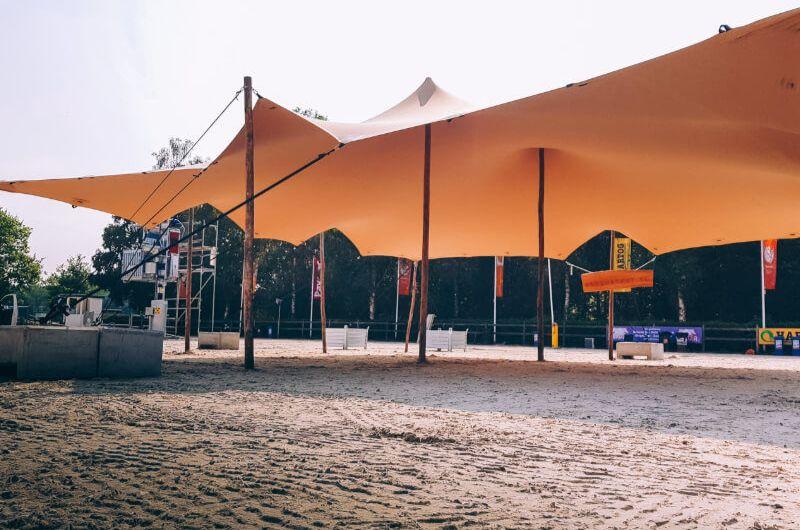 Flex Q3 Stretch Tent