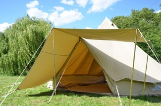 Sibley Bell Tent Fly Cover