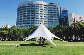 StarShade party tent